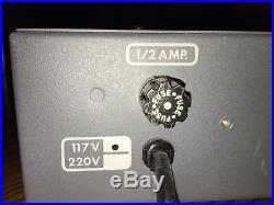 Symetrix SE400 Stereo Parametric Equalizer vintage audio equipment (RARE)