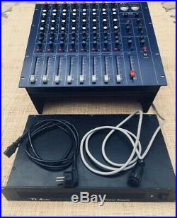 TL AUDIO M3 TubeTracker 8-Channel Mixer, in Excellent Condition