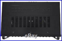 Technical Pro MM2000BT Powered Bluetooth Microphone Mixer Amplifier Amp SD, USB