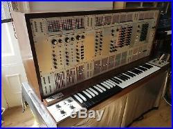 Tonus Model 2002 ARP 2500 vintage modular synthesizer fully restored