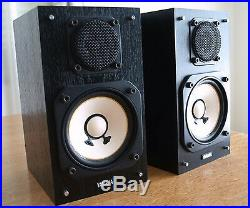 Used YAMAHA NS-10MM Mini Matching Pair Studio Monitor Speaker DHL Free ship
