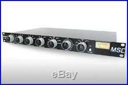 Vintage Audio Msl-mk2, Stereo Vca Buss Compressor, MIX Buss, Great Glue