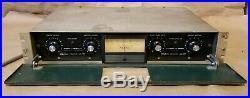 Vintage Rack Altec Lansing 1605B NOALA Microphone Amplifier UNTESTED