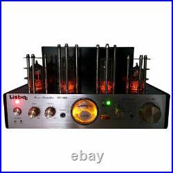 Vintage Röhren Verstärker Audio Heimkino Sound Musik Hi-Fi Bluetooth USB MP3 AUX