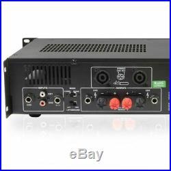 Vonyx 172.058 DJ Power Amplifier 3000 Watt