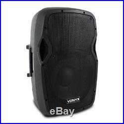 Vonyx PRO AP12-V3 12 1200W IPP ACTIVE DJ PA TWO-WAY DISCO CLUB MUSIC SPEAKER