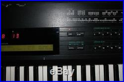 Yamaha DX7IID + Grey Matter E! Synthesizer Sequencer