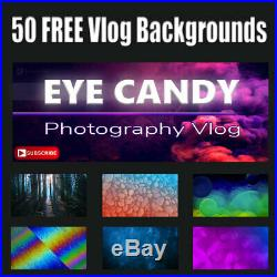 YouTube Podcast Vlog Business Kit Pro Black Ed. Software and Broadcasting Bundle