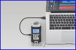 Zoom H4n Pro Handy Recorder + 16GB Card + Tripod