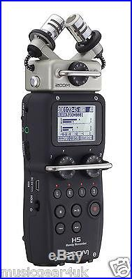 Zoom H5 Handy Recorder + 16GB SD Card